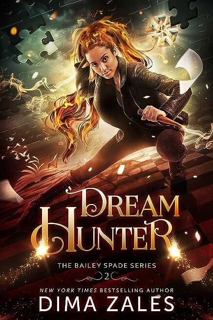Dream Hunter (Bailey Spade Series Book 2) (English Edition)