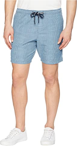 Tommy Jeans Chambray Beach Shorts