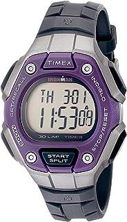 Timex Women's Ironman 30-Lap Digital Quartz Mid-Size Watch