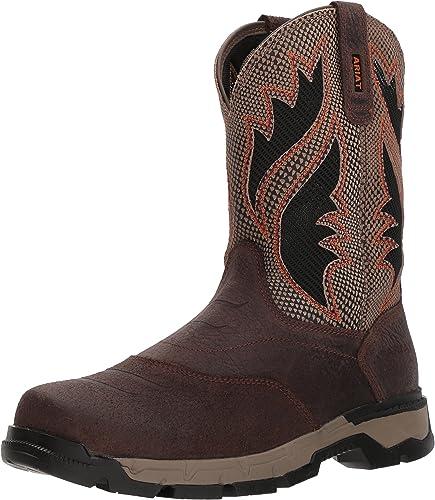 Ariat - Chaussures de Travail Rebar Flex Venttek Western Hommes