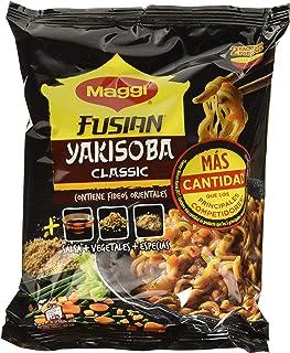 Maggi Fusian Yakisoba Noodles Classic - Fideos Orientales -