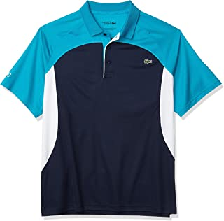 Men's Sport Short Sleeve Colorblock Ultra Dry Polo Shirt