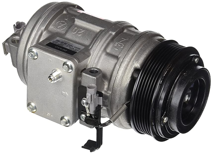 Denso 471-1162 New Compressor with Clutch