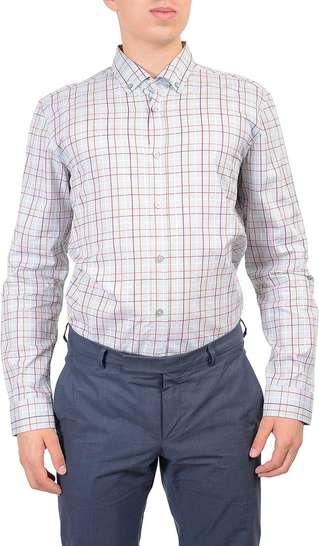 6f7d7d493a Hugo Boss Sven Men's Men's Men's Multi-color Slim Fit Casual Shirt Size US  L IT 52 e1e6db