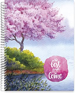 $34 » Tools4Wisdom April 2021-2022 Planner - 8.5x11 Softcover - Dated April 2021 to June 2022 Academic Year Calendar - B&W Daily...