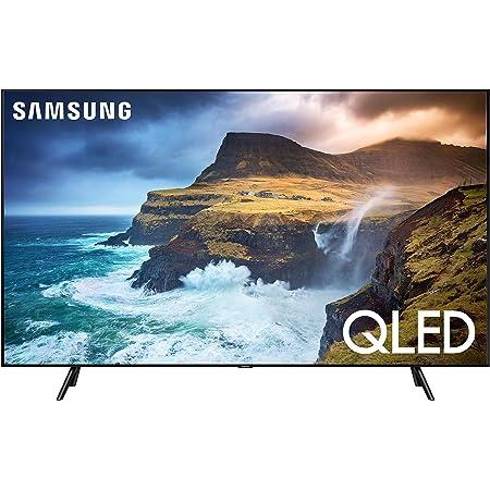 Samsung Q70 Series 55-Inch Smart TV, Flat QLED 4K UHD HDR - 2019 Model