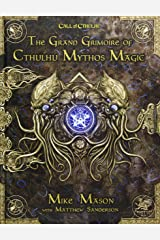 The Grand Grimoire of Cthulhu Mythos Magic Hardcover