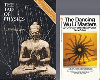 2 volume paperback collection. Includes: 1) The Tao Of Physics by Fritjof Capra and 2) The Dancing Wu Li Masters: An Overview Of The New Physics by Gary Zukav