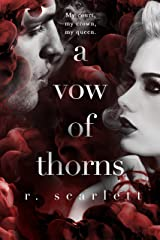 A Vow of Thorns (Blackest Gold Book 3) Kindle Edition