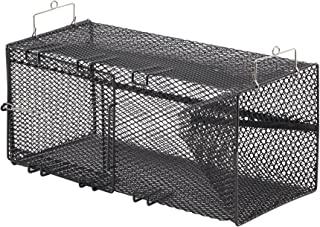 Frabill Minnow Trap, 8 x 8 x 18-Inch, Black (1268)