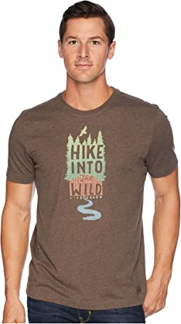 Hike Into The Wild Crusher T-Shirt