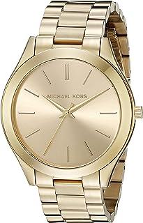 مايكل كورس ساعة رسمية نساء انالوج بعقارب ستانلس ستيل - MK3179
