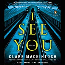 clare mackintosh books