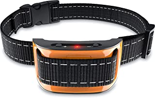 NPS No Shock Bark Collar for Small to Large Dogs - Smart...
