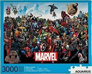 AQUARIUS 68511 Marvel Cast 3000 Pc Puzzle