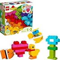 LEGO DUPLO My First Bricks 10848 Building Set 80 Pieces Deals