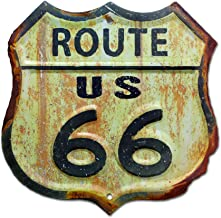 product image for Surf To Summit Handcrafted Vintage Route 66 Sign