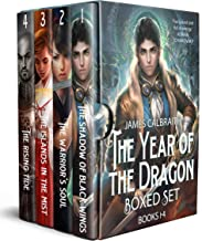 The Year of the Dragon Series Boxed Set 1: Books 1-4 (English Edition)
