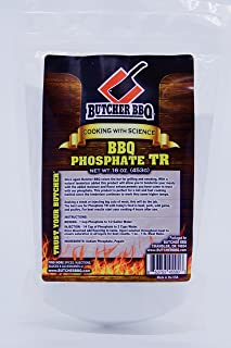 Butcher BBQ Phosphate Natural Tr-Tenderize for Hot and Fast Cooking   Gluten Free   MSG free