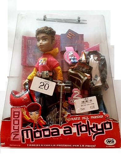 GIG 277842 Bratz Fashion BOY IN TOKYO