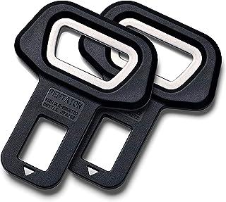Cinturón topes anti pitido sustituto Dummy alarma topes cinturón hebilla sonido de alarma