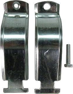 南電機 パイプハンガーサドル SPC-70 ステンレス製 (10個/箱)