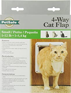 PetSafe Four Way Cat Flap, White