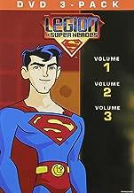 Legion of Superheroes V1-V3 (GFT/DVD)