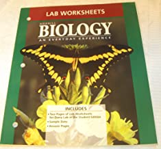 Biology: An Everyday Experience Lab Worksheets