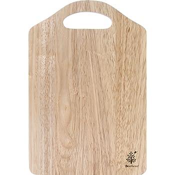 不二貿易 木製 カッティングボード ボヌール キッチン雑貨シリーズ ナチュラル 94380