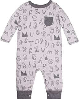 LAMAZE Organic Baby Girl, Boy, Unisex Rompers, Coveralls