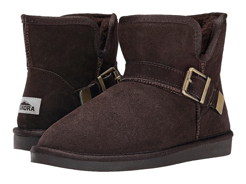 Tundra Boots Belmont (Chocolate) Women
