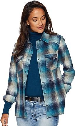 Shaniko Wool Western Shirt