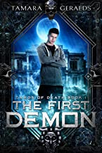 The First Demon: a supernatural urban fantasy action adventure (Cards of Death Book 1)