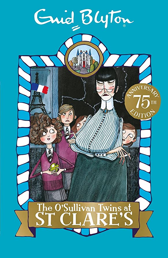 ウェイド容疑者風The O'Sullivan Twins at St Clare's: Book 2 (English Edition)