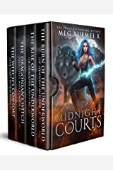 Midnight Courts Complete Series : a Fantasy Romance Kindle Edition