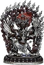 Tibetan Buddhist Heruka Vajrakila - Made in Nepal - Copper Statue from Nepal
