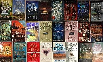 Nora Roberts Paperback Collection 21 Novel Set
