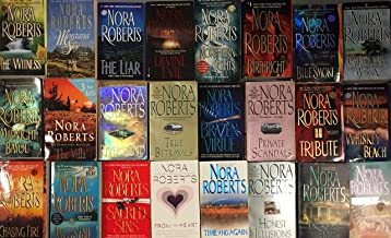 Nora Roberts Paperback Collection 21 Novel Set
