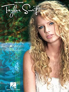 Taylor Swift for Easy Guitar Songbook: Easy Guitar with Notes & Tab