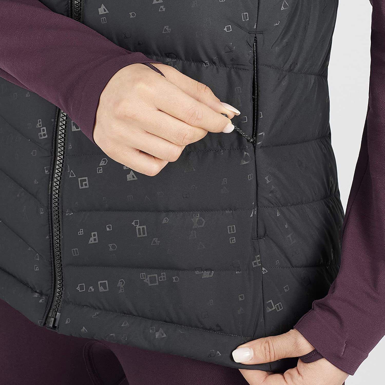 SALOMON Transition Down Vest W Chaleco Mujer