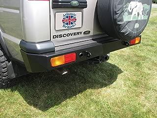 Land Rover DA5646 Heavy-Duty Rear Steel Bumper for Discovery 2
