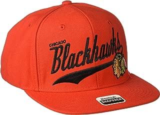 NHL Men's SP17 Tail Sweep Flat Brim Snapback Hat