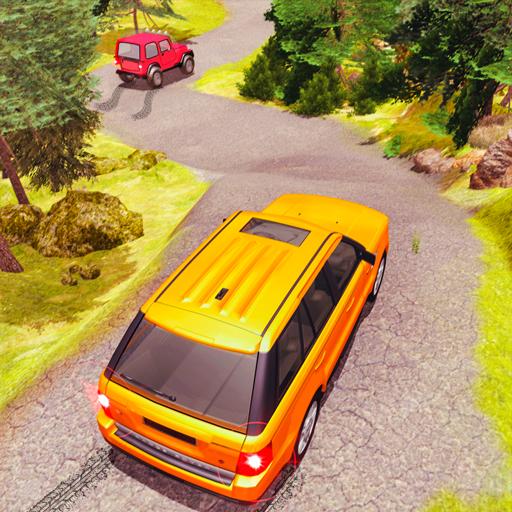 Off-Road Jeep Wrangler Racing Mania 2018: juegos coche camión ejército audi suv bicicleta autobús cochecito coche policía libre conducir g clase 4x4 colina subir 2 limusina moto quad rally 4 rover car