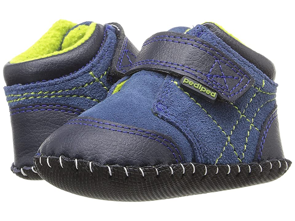 pediped Troy Originals (Infant) (Blue) Boy
