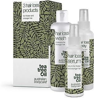 Australian Bodycare Hair Loss Kit | Håravfall 3 produkter för ett sunt, starkt och långt hår | Kan bidra till att förebygg...