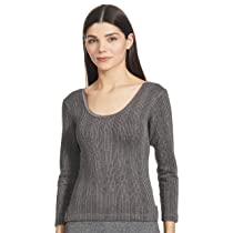 [Size 90] Lux Inferno Women's Cotton Thermal Top