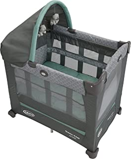 Graco Travel Lite Crib with Stages, Manor