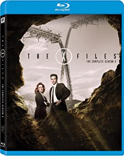 X-Files: The Complete Season 3 [Blu-ray]