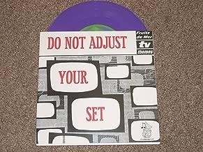 Do Not Adjust Your Set: Fruits De Mer TV Themes